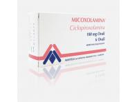Micoxolamina Ovuli Vaginali 100 Mg Ciclopiroxolamina 6 Ovuli Vaginali