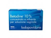 Betadine - Soluzione Vaginale Al 10% - 5 Fialoidi+ 5 Flaconi + 5 Cannule