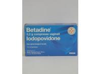 Betadine 200 Mg Iodopovidone 10 Compresse Vaginali