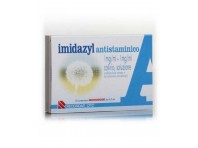 Imidazyl Antistaminico Nafazolina Nitrato Collirio 10 Flaconcini 0,5 Ml