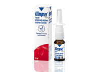 Allespray Spray Nasale 1 Mg Azelastina Rinite 10 Ml