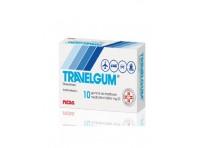 Travelgum 20 Mg - Antichinetosico Per Malessere Da Viaggio - 10 Gomme Masticabili