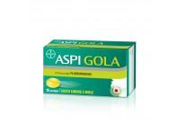 Aspi Gola - Pastiglie Gusto Limone E Miele Con 8,75 Mg Di Flurbiprofene - 16 Pastiglie