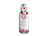 5d Depuradren Sleeverato - Gusto Frutti Di Bosco - Integratore Depurativo E Drenante - 500 Ml