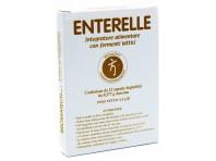 Enterelle - Integratore Di Fermenti Lattici - 24 Capsule - Confezione Doppia
