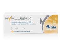 Hyalubrix 30 Mg/2 Ml - Siringa Preriempita Di Acido Ialuronico Sale Sodico 1,5%