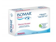 Isomar Occhi - Gocce Oculari Monodose - 15 Flaconcini