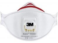 Mascherina 3M™ FFP3 Aura™ 9332+ monouso