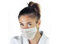 10 Mascherine Tnt Protettiva Polipropilene - Mascherina 10 Pezzi