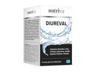 NUTRIVA DIUREVAL 15STICK PACK