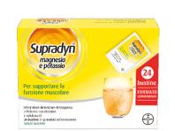 Supradyn Magnesio e Potassio - 24 bustine + 4 bustine OMAGGIO PROMO