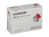 Sursum 400 U.i. Di Vitamina E - 30 Capsule Molli