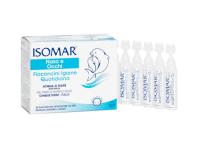 Isomar Naso E Occhi - Acqua Di Mare Isotonica - Per L'igiene Quotidiana - 24 Flaconcini Da 5 Ml