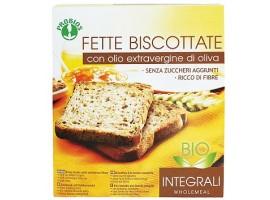 Probios Fette Biscottate Integrali Senza Zucchero 270 g