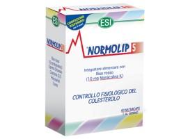 Normolip 5 Esi - Integratore per il colesterolo - 60 Capsule