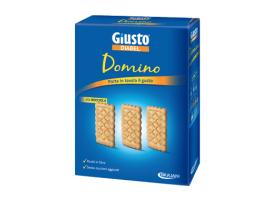 Giusto Diabel Domino Biscotti alla Nocciola Per Diabetici 150 g