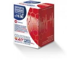 Colesterol Act Plus - Integratore per il colesterolo - 60 Compresse