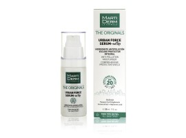 Martiderm - The originals - Urban Force Serum On-Top - 30 ml