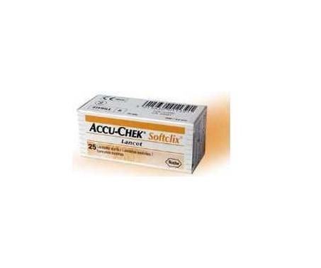 Accu-Chek Softclix Lancette Pungidito 200 Pezzi