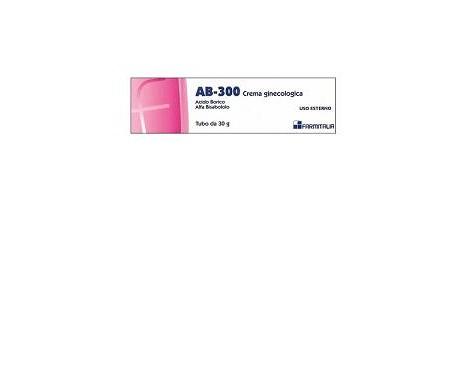 AB-300 Crema Ginecologica 1% 30 g