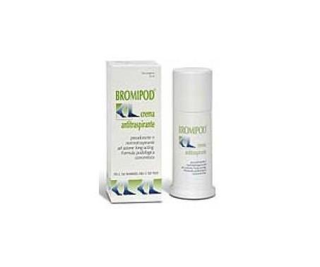 Bromipod Ultra Crema Antitraspirante Piedi 100 ml