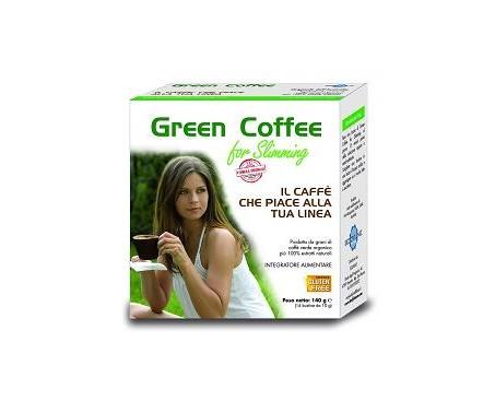 Bodyline Green Coffe for Slimming controllo degli zuccheri 14 bustine