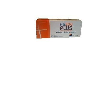 AB-300 Crema Plus Ginecologica 1% Tubo 30 g