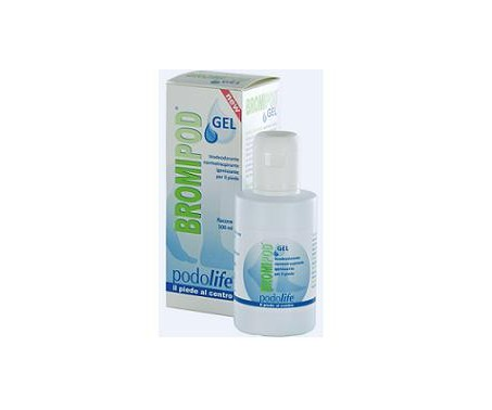 Bromipod Gel Igienizzante Piedi 100 ml