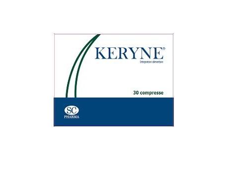 Keryne Integratore 30 Compresse