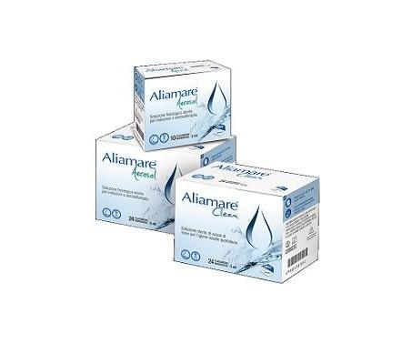 Aliamare Arosol Soluzione Fisiologica Sterile 24 Flaconcini