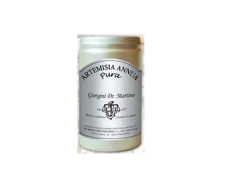 Dr. Giorgini Artemisia Annua Pura Polvere Antimicrobica Pelle e Capelli 180 g