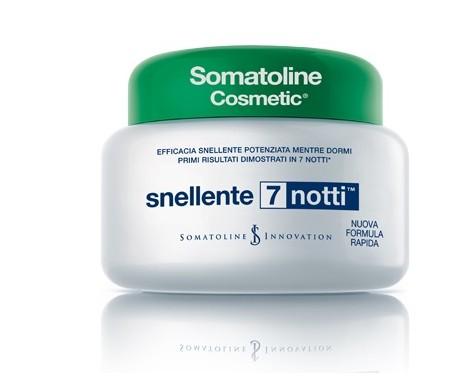 Somatoline Cosmetic - Snellente 7 notti Ultra Intensivo - Crema - 400ml