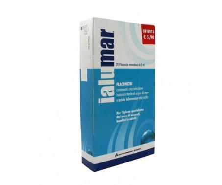 Ialumar Soluzione isotonica 20 flaconcini monodose da 5 ml