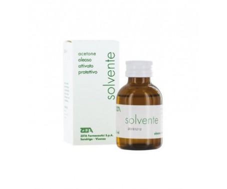 Zeta Acetone Solvente Oleoso Attivato Protettivo 50 ml