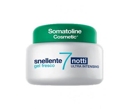 Somatoline Cosmetic - Snellente 7 Notti Ultraintensivo - Gel Fresco - 400 ml