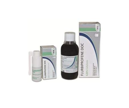 Flurbiprofene Doc Spray Orale 0,25% 15 ml