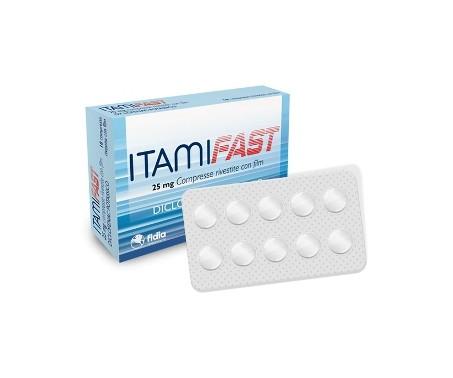 Itamifast 25mg Diclofenac Potassico Analgesico 10 Compresse Rivestite