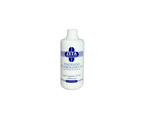 Zeta Acqua Ossigenata 10 Volumi 200 ml