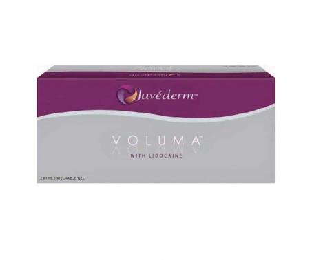 Juvèderm Voluma con Lidocaina - confezione con 2 siringhe da 1 ml
