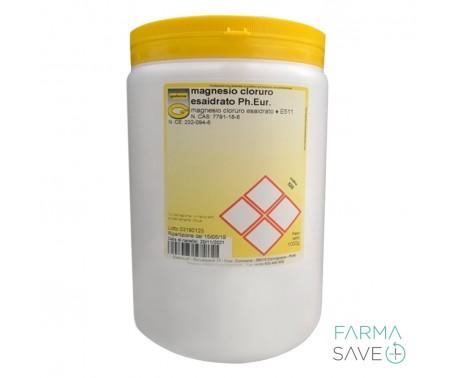 Magnesio Cloruro - 1 Kg GALENO