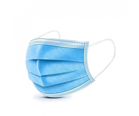 25 Mascherina chirurgica protettiva monouso 3 Veli confezione da 25 pezzi DISPONIBILITA' IMMEDIATA