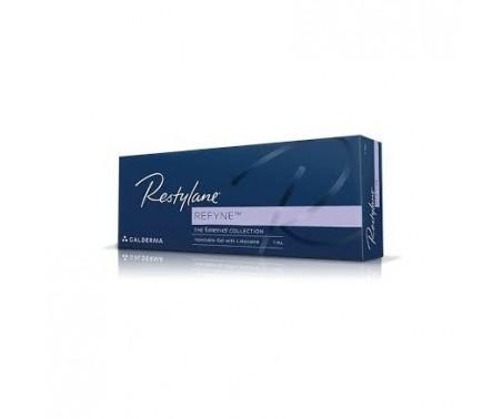 Restylane Refyne con Lidocaina - Galderma - confezione con 1 siringa da 1 ml
