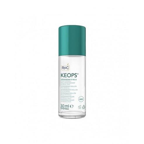 KEOPS Deodorante Roll-On Pelle Normale 30ML